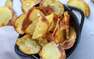 Air-Fryer-Potato-Chips-Recipe