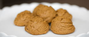 PROTEIN GINGERBREAD COOKIES 2