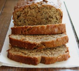 Protein Banana Bread 1