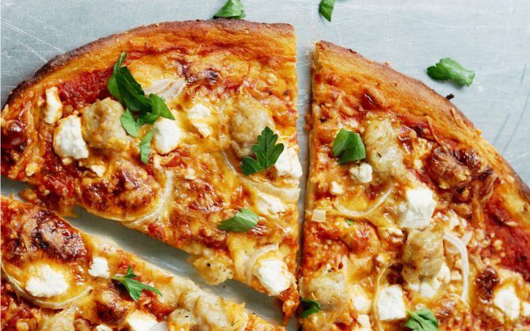 High Protein Pizza Crust Recipe