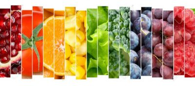 TEN EASY WAYS TO EAT MORE FRUITS & VEGETABLES