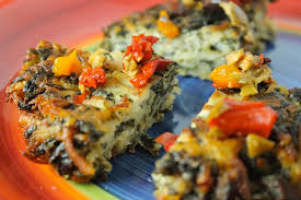 Mediterranean Vegetable Cakes