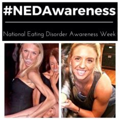NATIONAL EATING DISORDER WEEK 2017