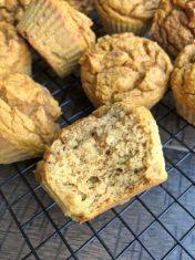 pumpkin protein muffin 3