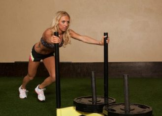 PROWLER SLED TRAINING