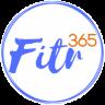 Fitr365 logo