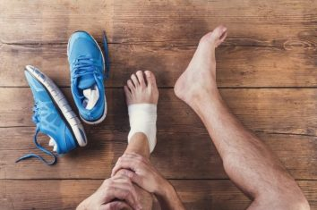How to stay in shape while injured?