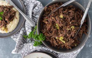 Instant Pot Recipe Beef Roast