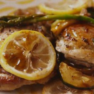Keto Garlic Greek Chicken Recipe