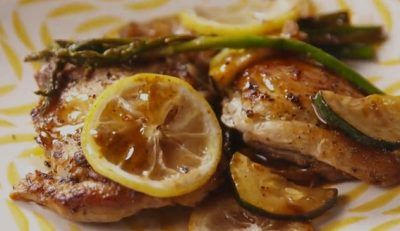 Keto Garlic Greek Chicken Recipe