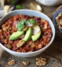 Chili Recipe Low Carb and Keto