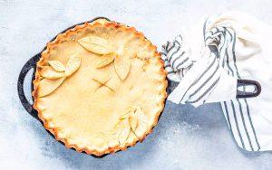 Apple Pie Keto Low Carb