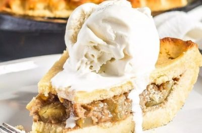 Apple Pie Keto Low Carb