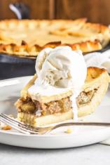 Apple Pie Keto Low Carb feature photo