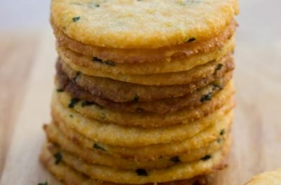 Cheese Crackers Low Carb