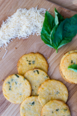 Cheese Cracker Low Carb