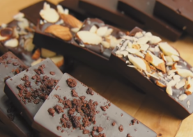 Chocolate Bars Keto Low Carb