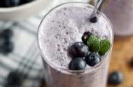 Blueberry Smoothie Keto