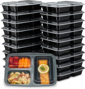 Ez Meal Prep Containers