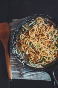 Green Bean Casserole Gluten Free Vegan Recipe 2 scaled