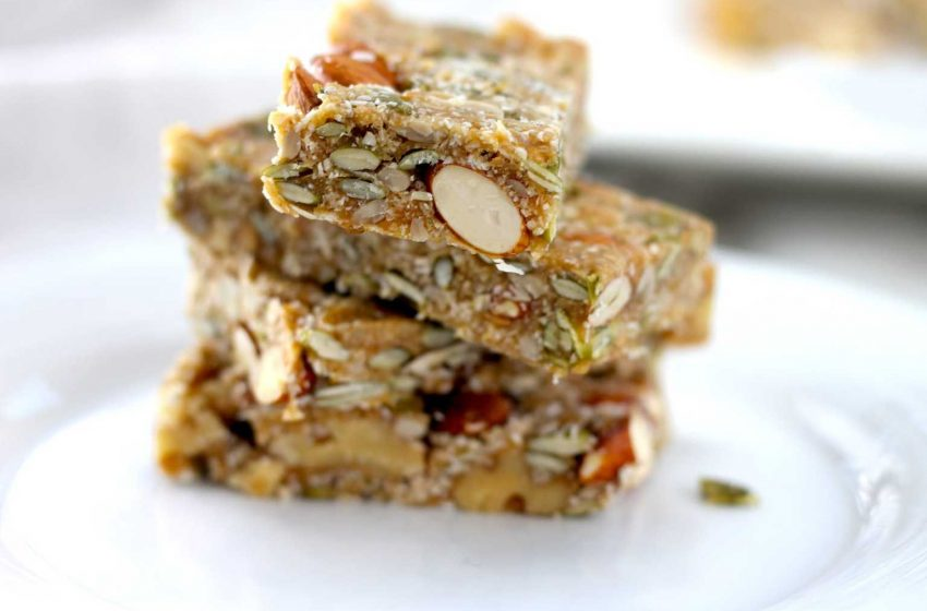 Nut Bars Keto Snacks 1