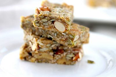 Nut Bars Keto Snacks