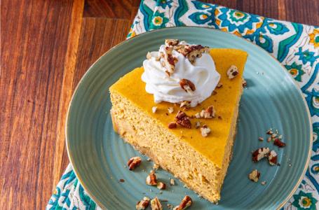 Pumpkin Cheesecake Keto