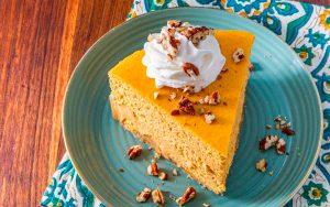Pumpkin Cheesecake Keto Recipe