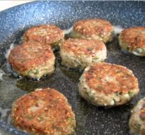 Tuna Patties High Protein