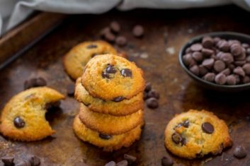 Chocolate Chip Cookies -Keto Diet Dessert