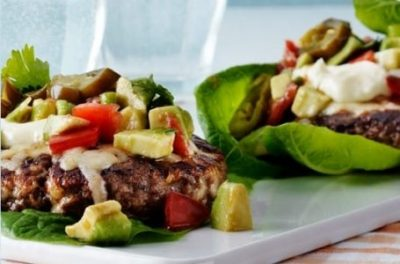 Keto Cheeseburger Low Carb