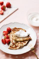 Keto French Pancake Recipe 1