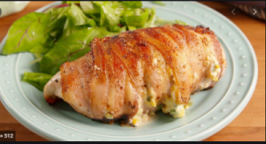 The Spicy Jalapeno Popper Chicken