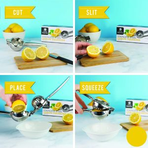 HANDHELD CITRUS PRESS