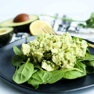 Avocado-Chicken-Salad