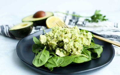 Chicken Salad with Avocado Recipe