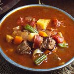 Cooker Vegetable Beef Soup