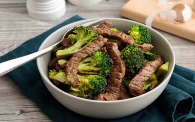 Keto Beef and Broccoli Recipe