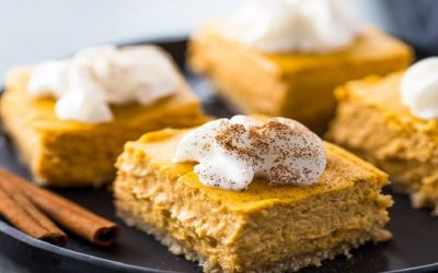 Low Carb Pumpkin Cheesecake Recipe