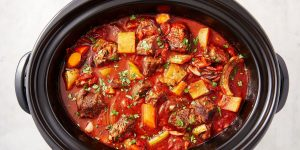 Juicy Slow-Cooker Pepper Steak