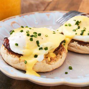 Eggs Benedict Keto Diet