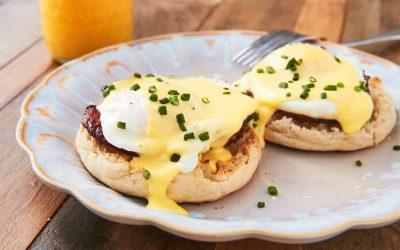 Eggs Benedict Keto Diet Recipe