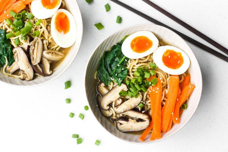 Easy Vegetable Ramen Recipe