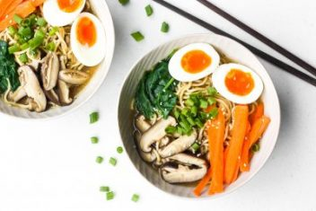 Easy Vegetable Ramen Recipe