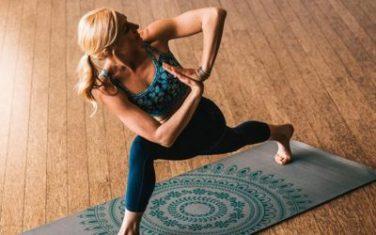 Gaiam Yoga Mat - Premium 6MM