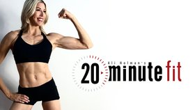 Ali Holman 20minute-fit