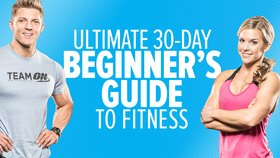 Ultimate 30 day beginner Guide to Fitness