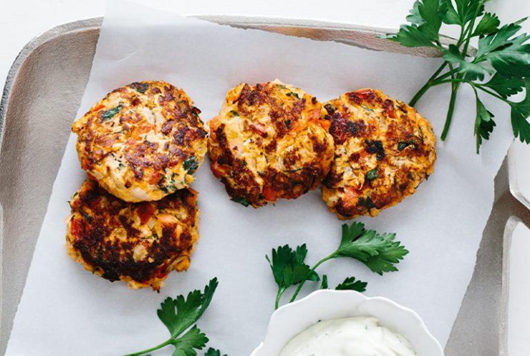 Gluten Free Salmon Patties Recipe