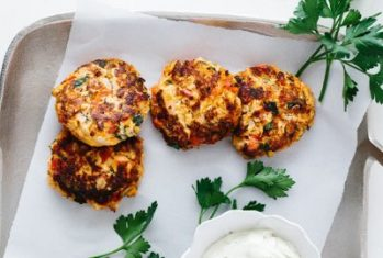 Gluten Free Salmon Patties Recipe