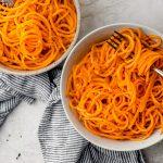 Low Carb Squash Noodles